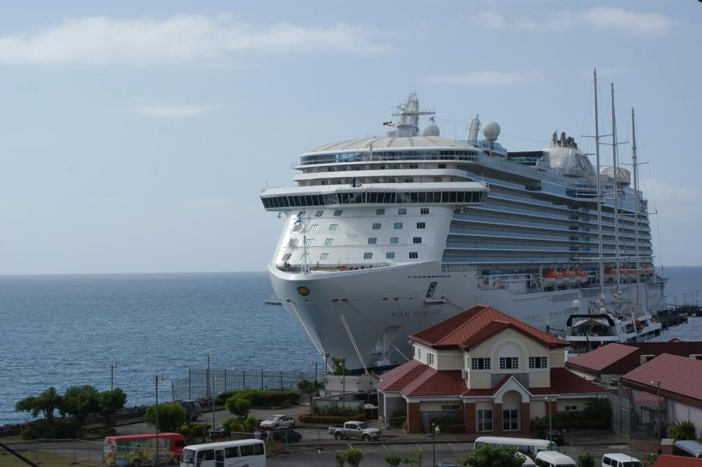 Royal Princess, Grenada